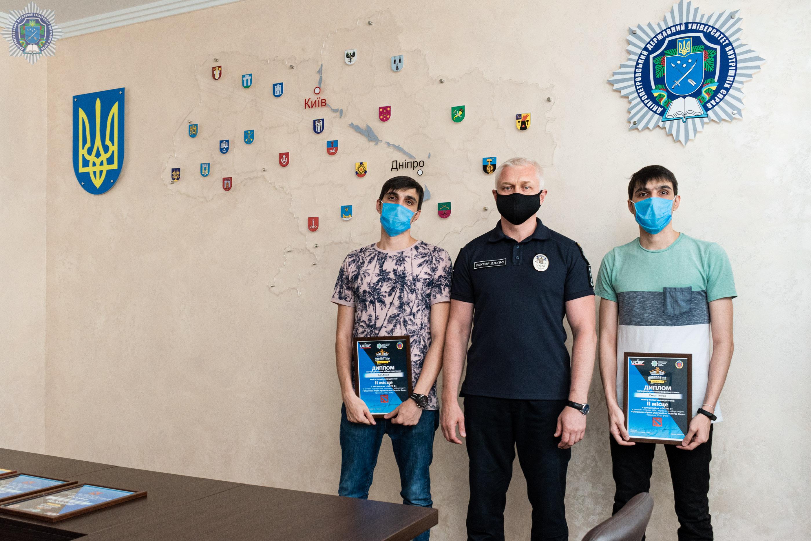 Найкращі кіберспортсмени – представники Дніпра!