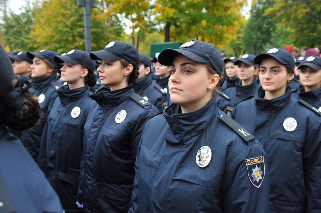 Правоохоронець очима курсантів