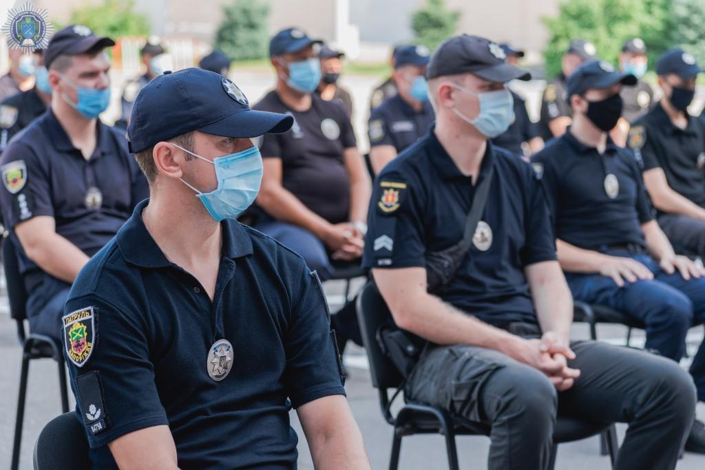 «Шерифи» української формації розпочинають підготовку у ДДУВС