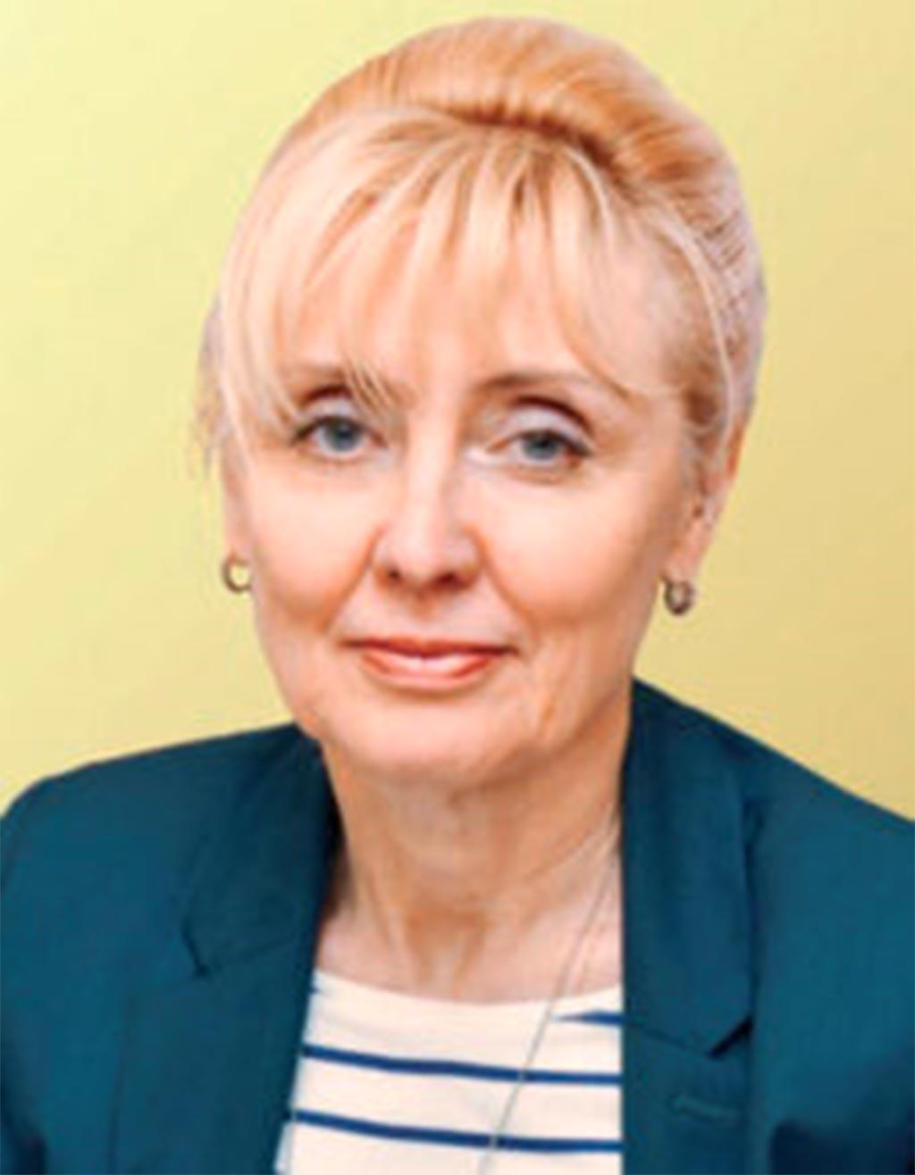 Верхоглядова Наталя Ігорівна