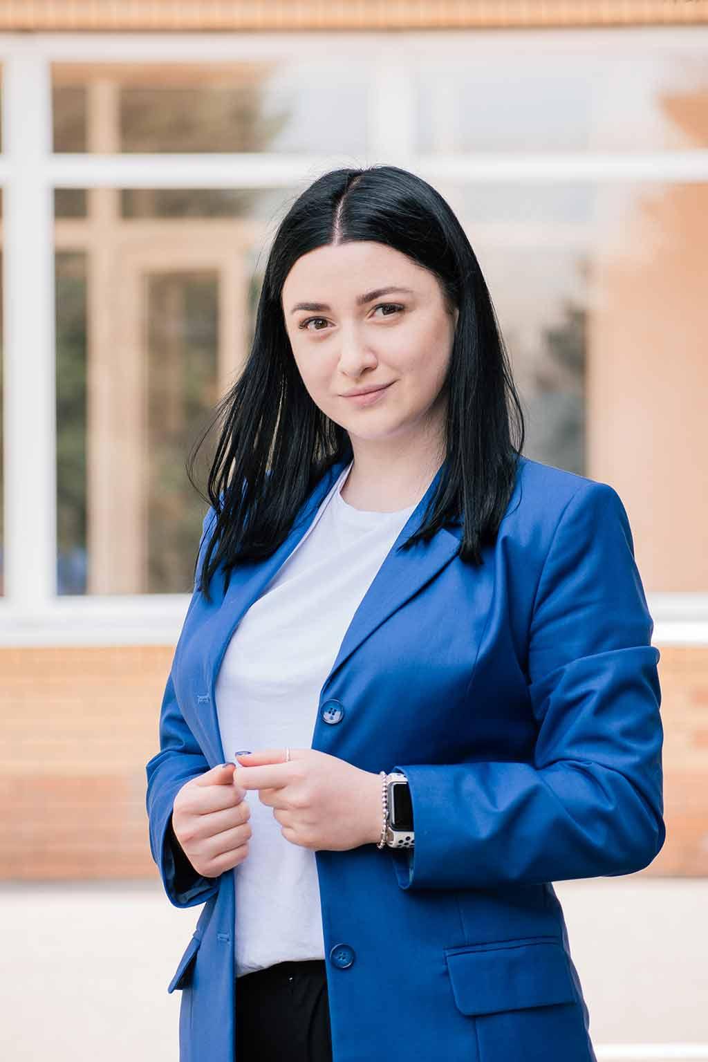 Штундер Валерія Євгеніївна