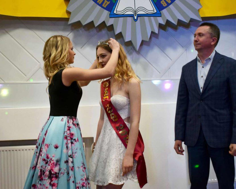 «Міс юридичного факультету-2018». Як обирали найгарнішу студентку ДДУВС!
